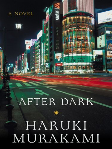 after Dark (Large Print)