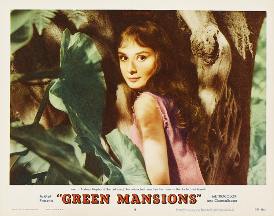Poster - Green Mansions_02