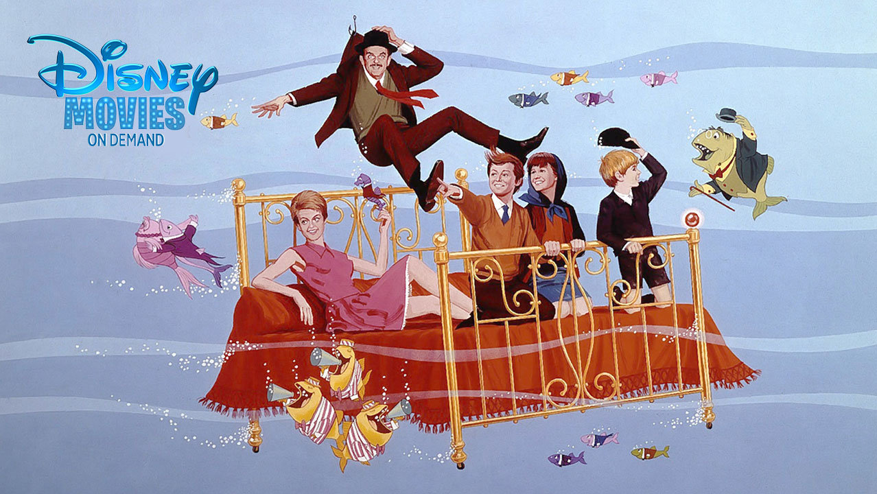 Bedknobs and Broomsticks Review