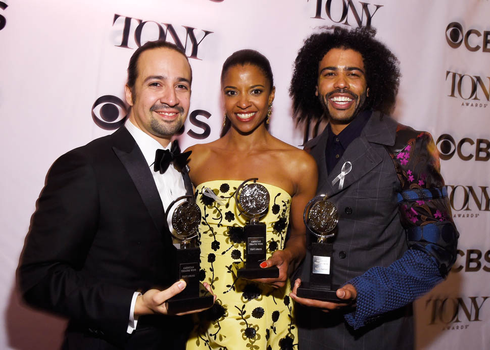 2016 Tony Awards - Backstage & Audience