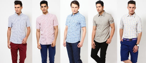 levis-men-casual-shirts