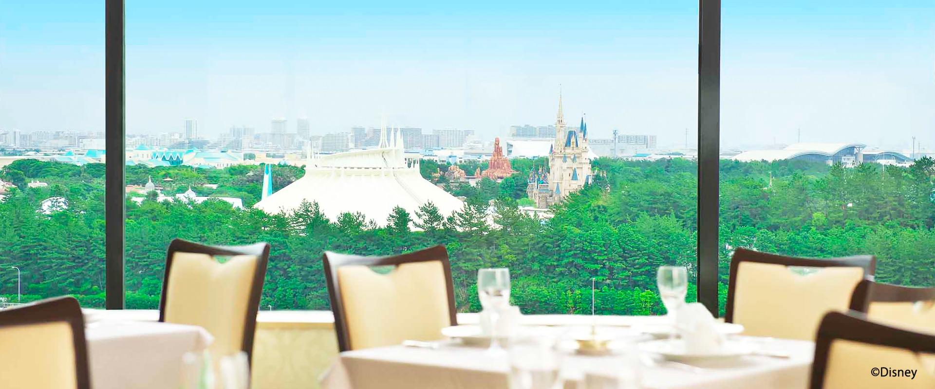 ディズニーオフィシャルホテルをあらゆるランキングで比較〜格安で朝食の