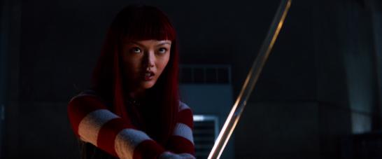 忽那汐里が演じるのはマーベルに登場する日本人ユキオでした。ユキオは1982年にコミック「ウルヴァリン」に初登場。日本人女性の忍者です。2013年公開