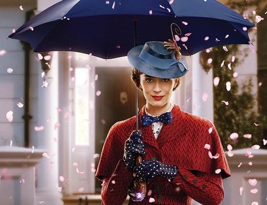 「メリー・ポピンズ リターンズ」の衣装に隠された秘密をデザイナーの言葉から紐解く!